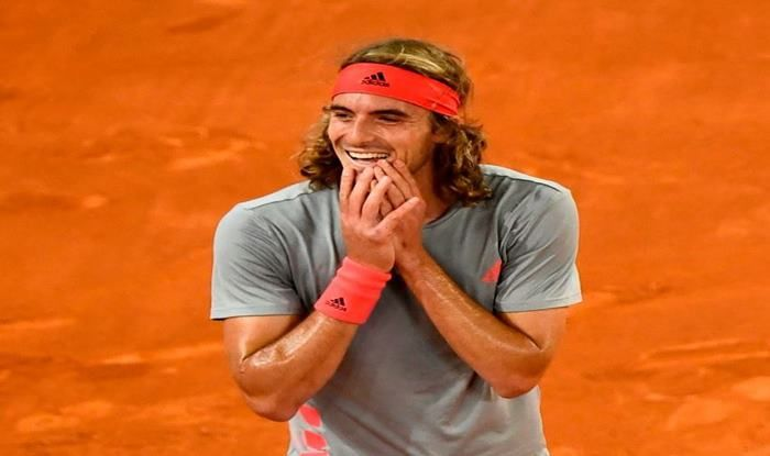 Stefanos Tsitsipas defeats Nadal_picture credits-Twitter