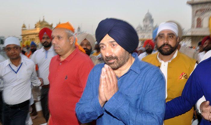 BJP's Gurdaspur candidate Sunny Deol