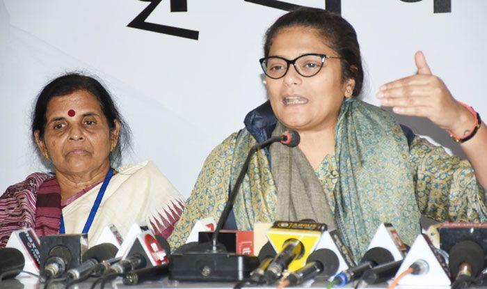 Congress MP Sushmita Dev