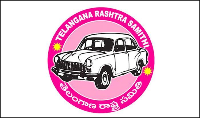 Telangana Rashtra Samithi symbol. Photo Courtesy: IANS