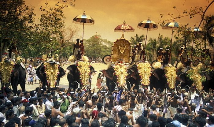 Thrissur Pooram 2019: Know the Importance, Significance, History And Celebrations of The Kerala Temple Festival