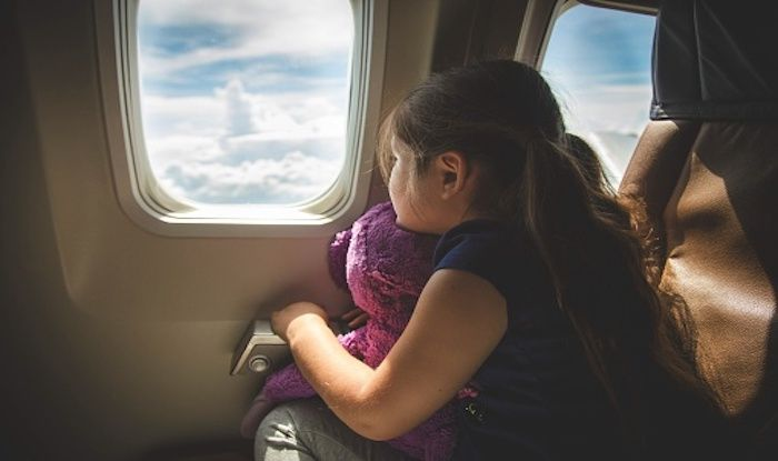 Tips on Taking a Flight if You're Travelling With Children