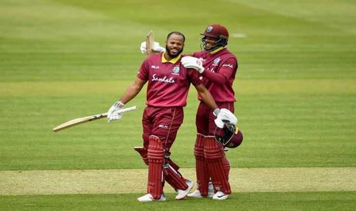 West Indies register hammering victory over Ireland_picture credits-Twitter