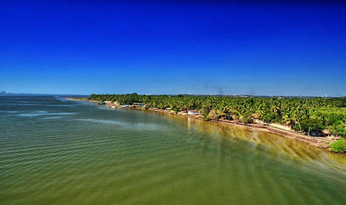Give The Goan Beaches a Break And Head to Salaulim Dam