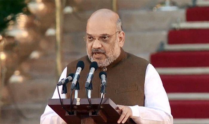 Amit Shah Home Minister New Modi Ministers Portfolio Of