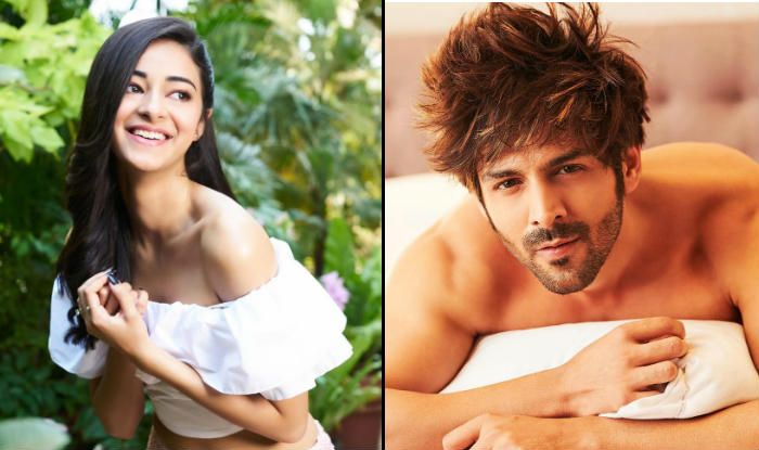 Ananya Panday on Liking Kartik Aaryan: I Find Him Damn Cute, It's Normal to Have a Crush
