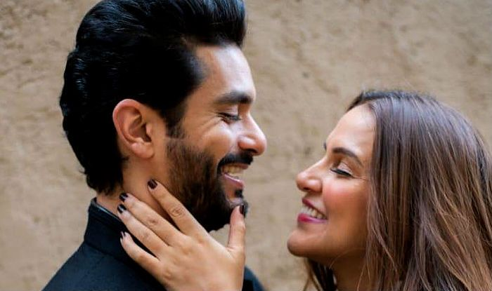 Angad Bedi on Feeling Settled, Her 'Girlfriend' Neha Dhupia And More as Couple Celebrates 1st Wedding Anniversary
