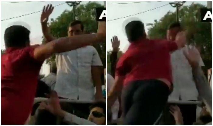 Arvind Kejriwal Slapgate: AAP, Delhi Police Continue to Pass Buck; Accused Sent to 2-Day Custody