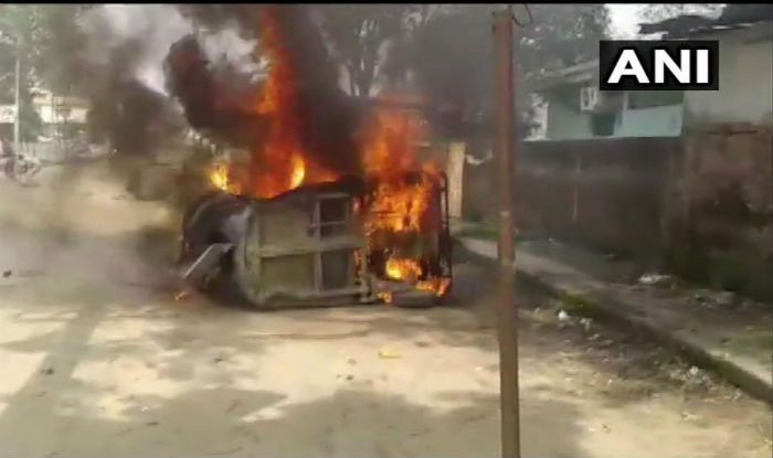 Curfew in Assam's Halaikandi After Clash Between Two Communities Sees Many Injured