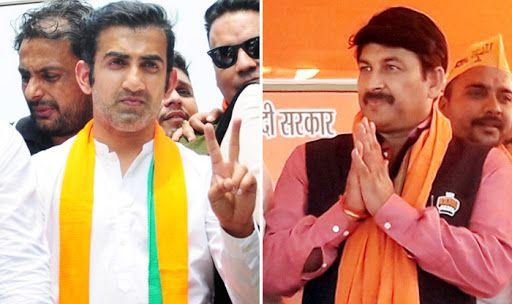 Manoj Tiwari Calls Gautam Gambhir's Criticism of Attack on Gurugram Muslim Man 'Innocent Reaction'