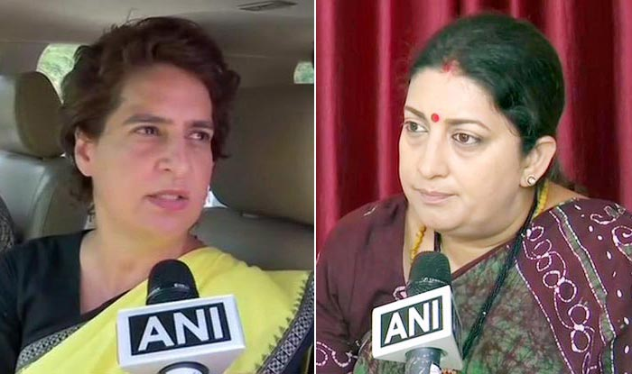 'Cultured Families Should Keep Kids Away From Priyanka,' Warns Smriti After Viral Video