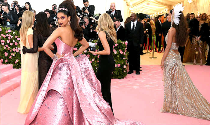 Deepika Padukone turns Barbie for MET Gala 2019