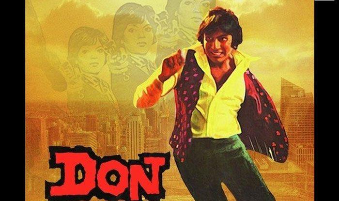 amitabh bachchan don movie के लिए इमेज परिणाम