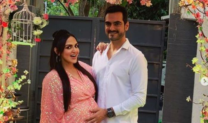 Esha Deol And Bharat Takhtani Soon-to-be-Parents For The Second Time, See Baby Shower Pics Here