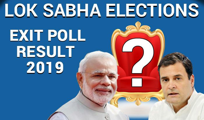 India Election Results 2019 Live Updates Exit Polls Show: Lok Sabha Election 2019 Exit Polls And Party-wise Results