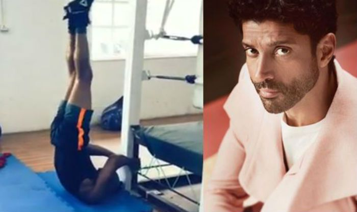 Farhan Akhtar Shares Secrets of His Fitness Routine, Video Will Make You Hit The Gym Right Away