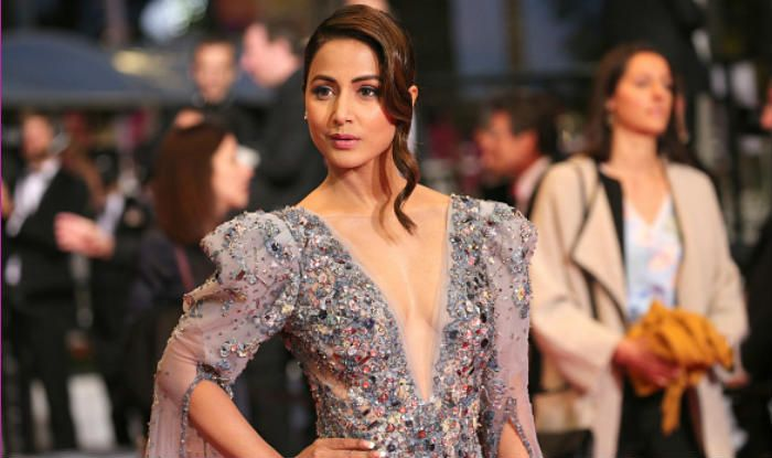 Hina Khan at Cannes 2019 (Photo Courtesy: Getty Images)