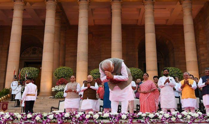 Narendra Modi Swearing-in