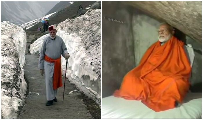 Ashok Gehlot Wonders What Message Modi Wants to Give by Meditating in Kedarnath