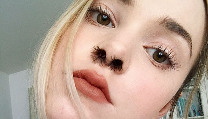 So…Nose Hair Extensions Are a Thing Now