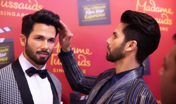 Shahid Kapoor Does Not Take Kids Misha And Zain Kapoor to Unveil His Wax Statue at Madame Tussauds Singapore, Here's Why