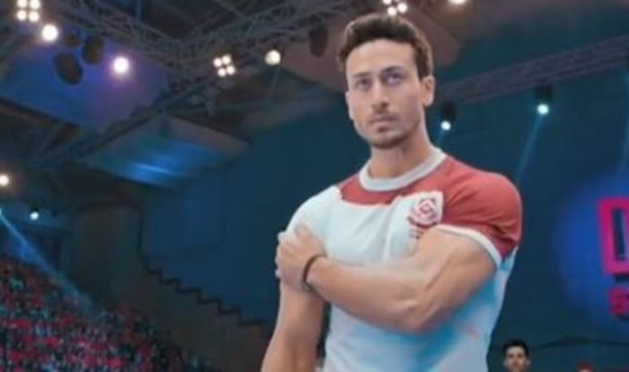 Tiger Shroff from Student of The Year 2