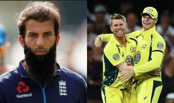 Moeen Ali Defends Steve Smith and David Warner Ahead of ICC World Cup 2019