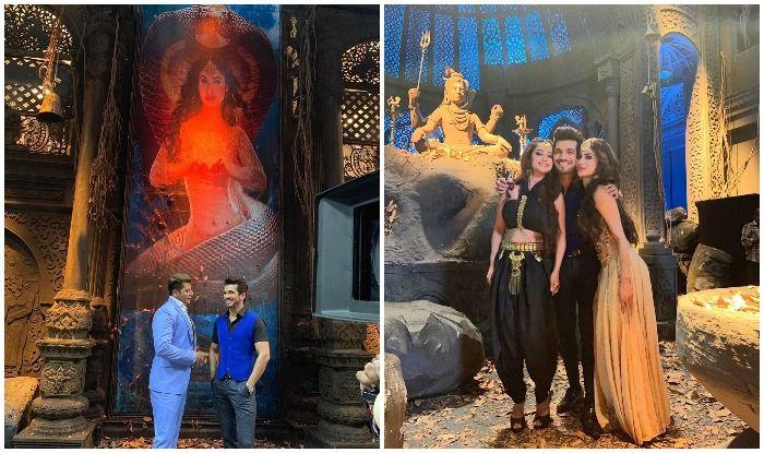 Naagin 3: Mouni Roy Shares Behind-The-Scenes Pictures Ahead of Finale Episode of Ekta Kapoor Directorial