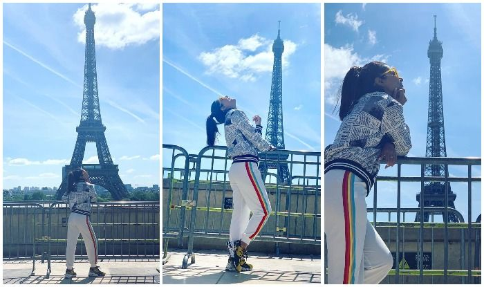 Hina Khan Soaks in Paris Sunlight to 'Restore Energy' Ahead of Cannes Frenzy, Viral Picture Will Brighten Your Monday