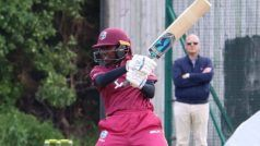 Stafanie, Fletcher Shine, Windies Women Beat Ireland by 64 Runs