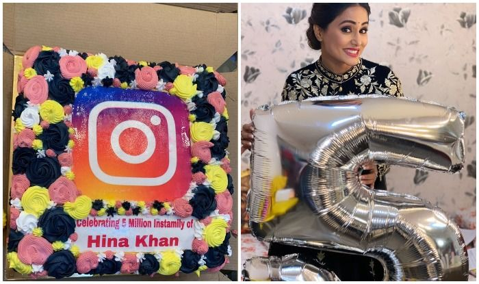 Hina Khan Celebrates Milestone Achievement With Pomp And Show as Followers Extend to 5 Million on Instagram