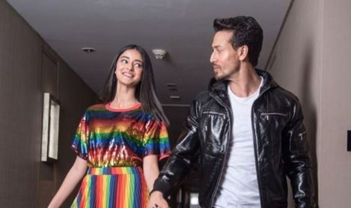 Student of The Year 2: Tiger Shroff is Ananya Panday's 'First' And 'Best' Kiss Ever