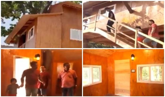 Odisha Businessman Builds Luxury Tree-House to Create Awareness Against Damaging Nature, Watch Viral Video