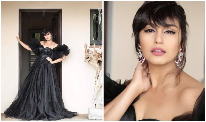 Huma Qureshi's Smoking Hot Look in Off-Shoulder Black Gown at Cannes 2019 Sets Fans Swooning!