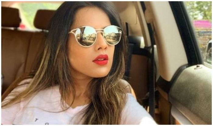 Nia Sharma's Latest Sun-kissed Picture in White Top And Red Lips Will Wash Away Your Mid-Week Blues