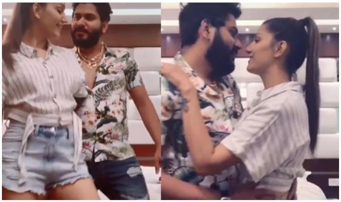 Haryanvi Dancer Sapna Choudhary's Sensuous And Romantic Dance With Lover Will Win Your Hearts, Watch Videos