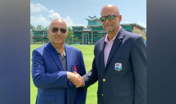Cricket Canada and Cricket West Indies discuss plans for Global T20 Tournament.