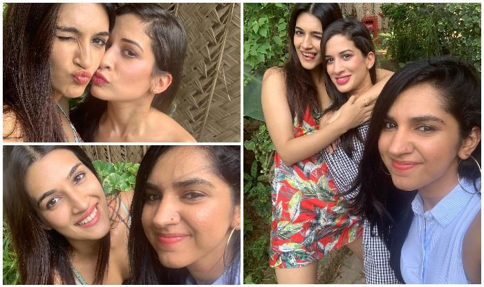 Kriti Sanon's Goa Trip With 'Soul Sisters' is Goals And THESE Pictures Are Proof!
