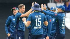 Chris Woakes Guides England Win Final ODI Before World Cup
