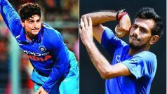 Kuldeep And Chahal Are Pillars of Our Attack: Kohli