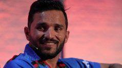 CWC'19: Gulbadin Naib Urges Afghanistan Batsmen to Keep Calm, Play Full 50 overs