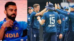 England in Their Conditions Are 'Most Strong' Side, Says Virat Kohli Ahead of World Cup