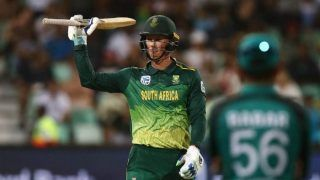 Rassie Van Der Dussen Feels South Africa Have 'Strong Chance' in World Cup