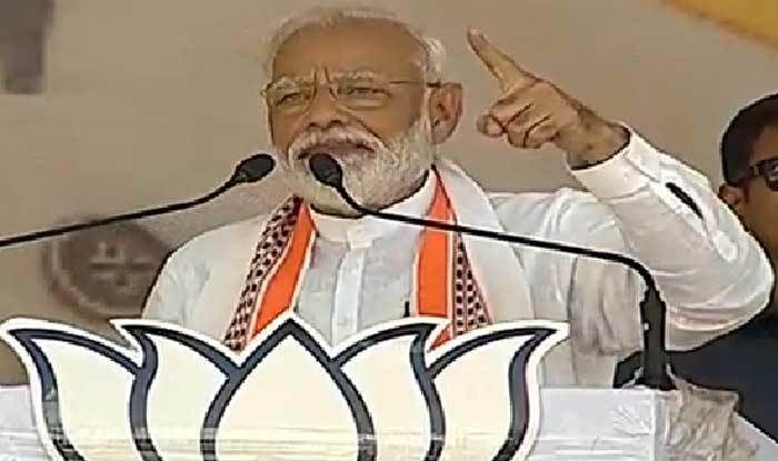 PM Modi in Hindaun: India's Enemy Masood Azhar Declared Global Terrorist
