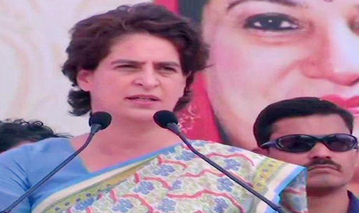 'Haven't Seen Weaker PM in my Life,' Priyanka Fires Salvo in UP's Pratapgarh