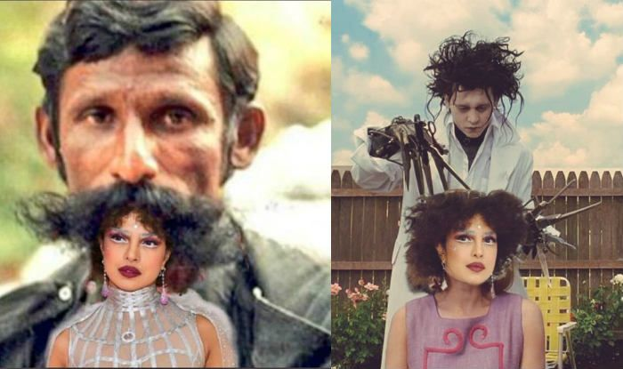 Priyanka Chopra's Mad Hatter-Inspired Look at Met Gala 2019 Triggers Hilarious Memes Online