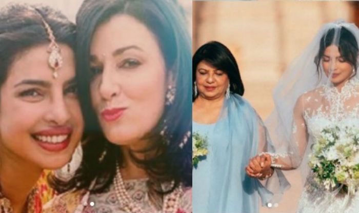 Priyanka Chopra Jonas Makes a Heartwarming Mother's Day Special Post Dedicated to 'Two Superwomen'
