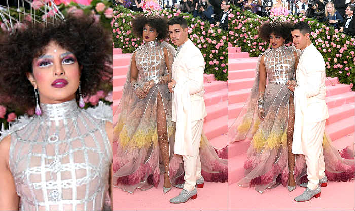 Priyanka Chopra and Nick Jonas at Met Gala 2019 (Photo Courtesy: Getty Images)