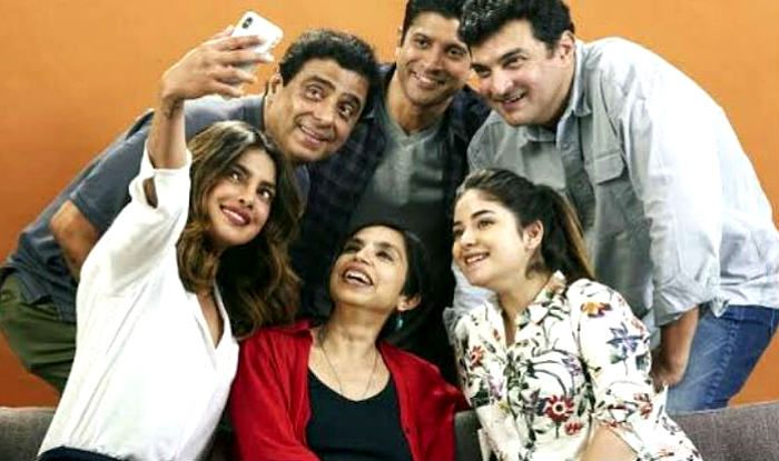 This is When Priyanka Chopra Will Return to India to Shoot a Special Song With Farhan Akhtar And Zaira Wasim For The Sky Is Pink