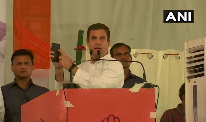 'Phones Here Should Come With 'Made in Chandigarh' Tag,' Says Rahul on Campaign Trail